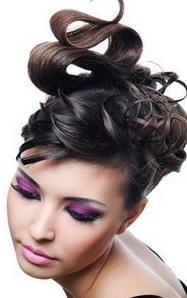 dámské : kudrnaté vlasy,rovné vlasy, účesy 2013,